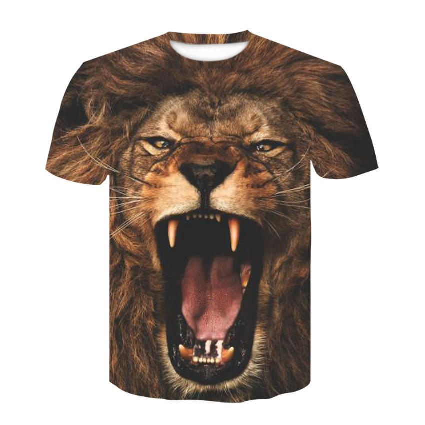2019 New Fun 3D Print t shirt Men Women tshirt Fashion Short Sleeve O-neck Tops&Tee Streetwear
