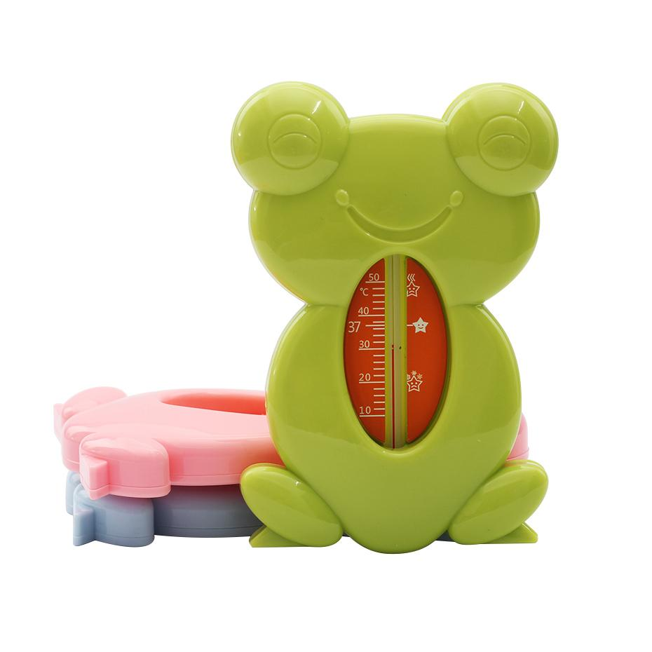 Cartoon Floating Lovely Bear Baby Water Thermometer Kid Bath Thermometer Toy Infant Toddler Plastic Tub Water Sensor Thermometer