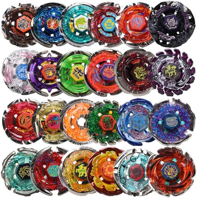 24 modelos 1080 PC / porción de Beyblade, fusión del metal de Beyblade, Beyblade trompo niños juguete buen regalo