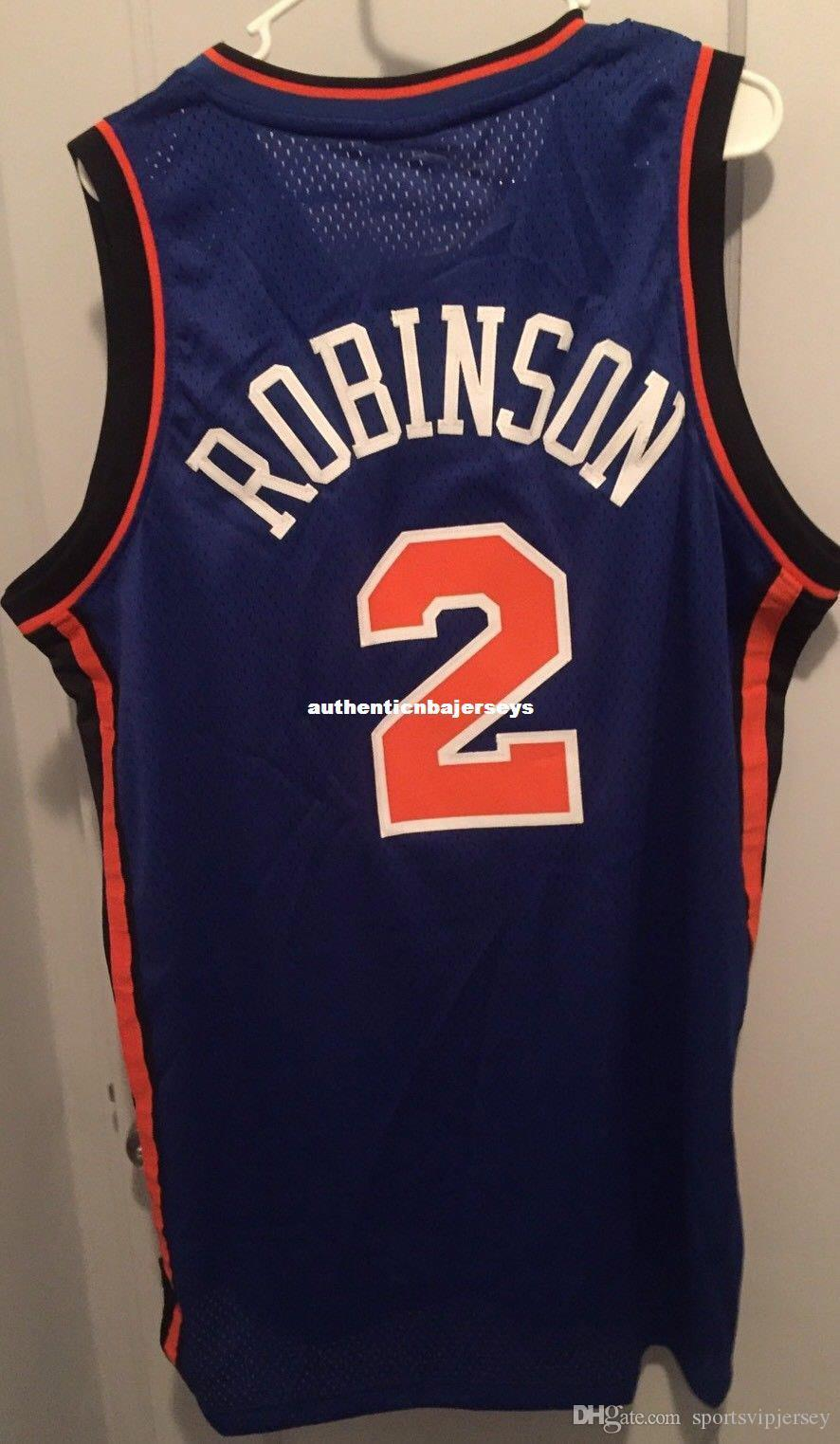2021 Cheap Wholesale Nate Robinson Jersey Men Nwt New AD Sewn #2 T ...