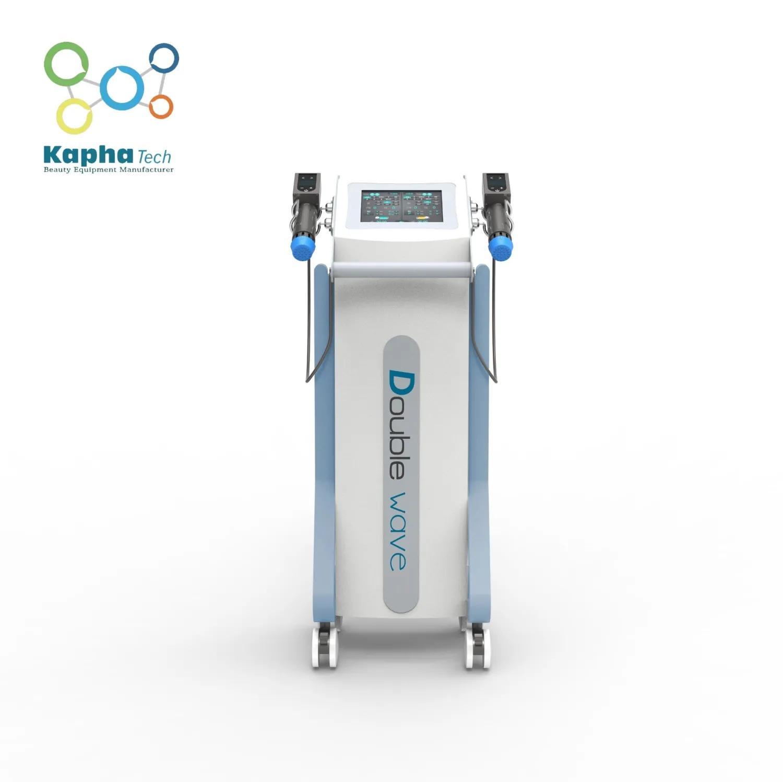 Ereksiyon fonksiyon bozukluğu tedavi makinesi için, düşük yoğunlukta sıcak satış Portatif Elektronik Şok dalgası Tedavi Cihazları