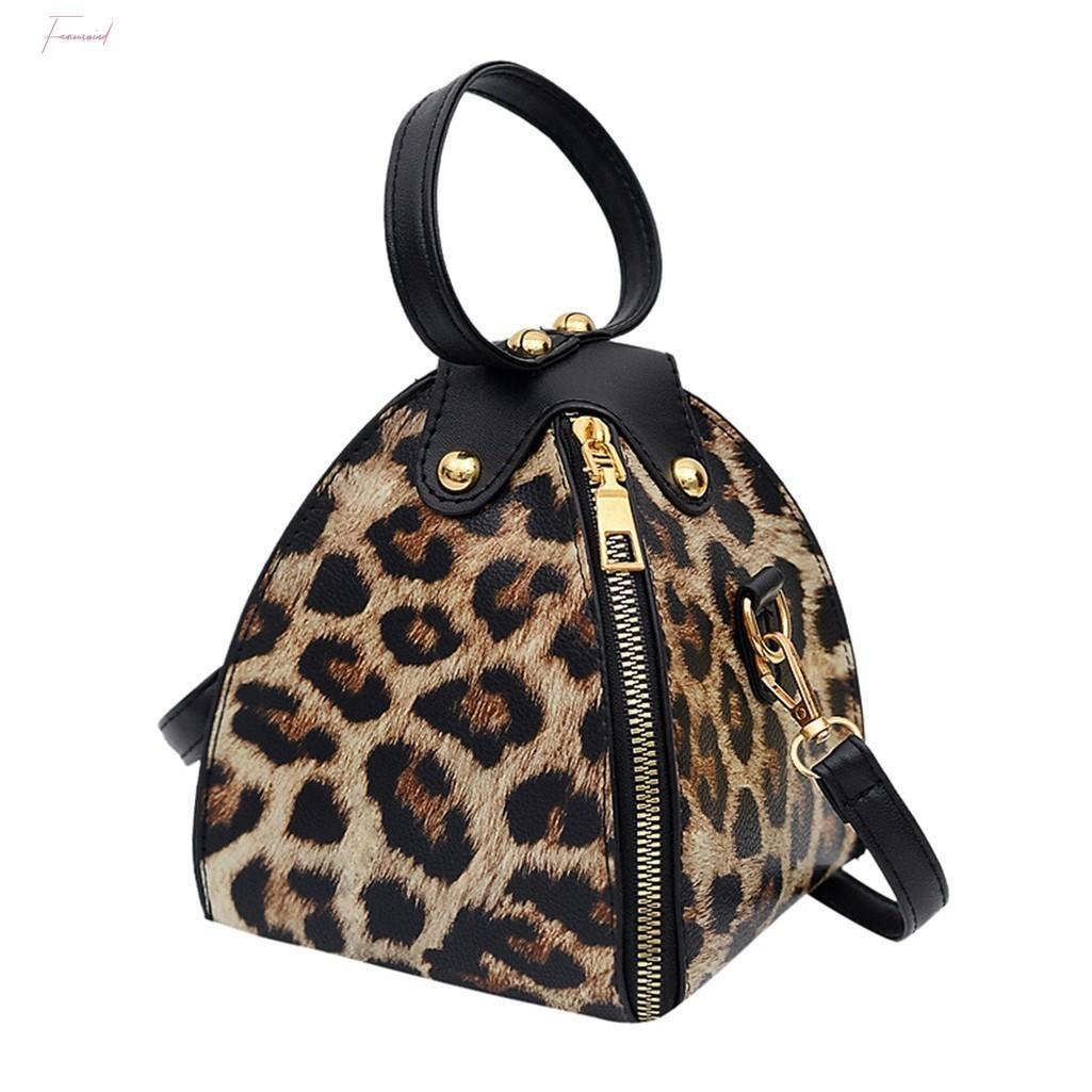 Borse Donna Pelle Borsa a tracolla Snake Print Crossbody Bag Designer Pochette Portafogli 2020 signore di estate Vintage Borse Z