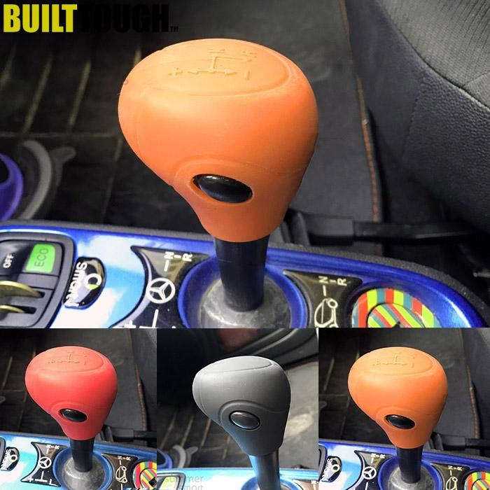 Для Smart Fortwo W451 2008-2014 Силиконовые Gear Head защитный чехол рычага переключения передач Ручка крышки кожи Стик втулки 2009 2010 2011
