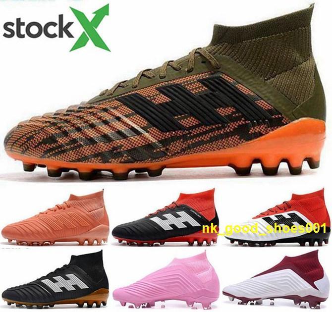الكرة الرجال أحذية رياضية zapatos المرابط الرجال الحجم الولايات المتحدة 12 FG كرة القدم الأخضر AG أحذية النساء أحذية المفترس المدربين 18 خمر كرة القدم يورو 46 أعلى ارتفاع