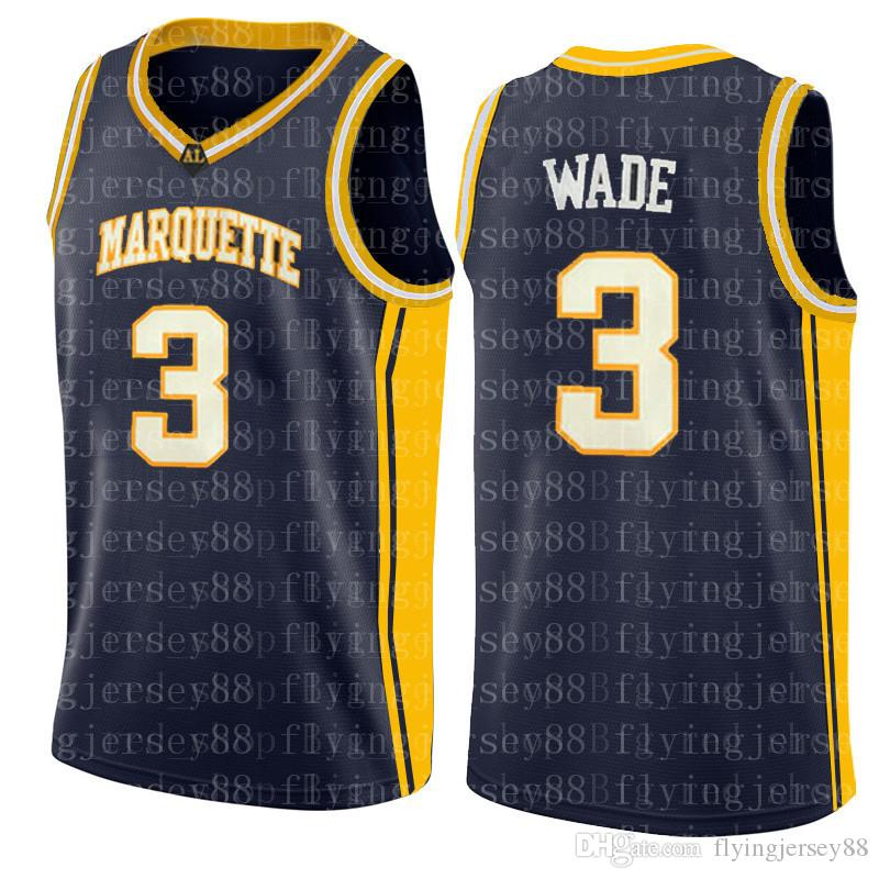 NCAA 23 lycée Jersey IRISH Blanc Hommes Jaune Vert Basketball Maillots Broderie Logos Taille S-XXL