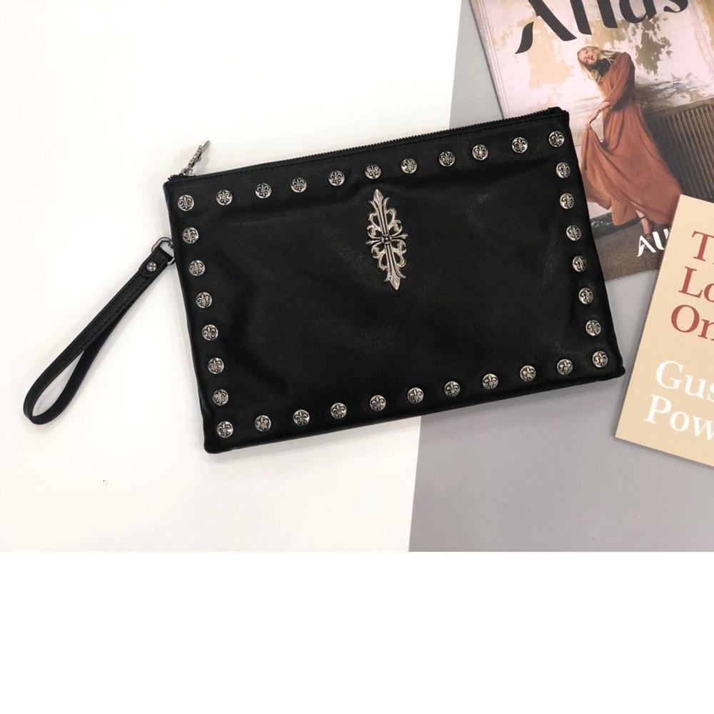 bolso de los hombres de alta calidad tamaño del embrague 30 * 20cm exquisita caja de regalo WSJ035 # 111620 whatsyan01