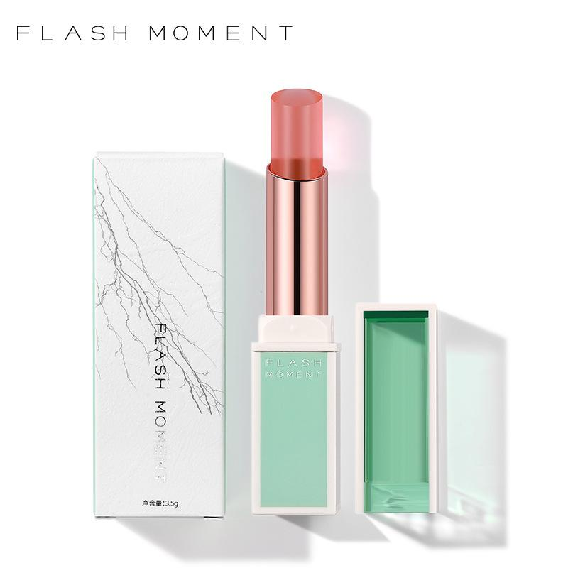 Flash Momento Avocado Thermochromic cambia colore del rossetto duratura idratazione impermeabile idratazione Jelly Rossetto Lip Balm