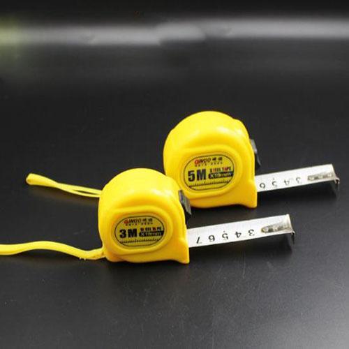 herramienta de medici/ón herramienta m/étrica regla port/átil flexible regla retr/áctil Cinta m/étrica de 3 m para costura