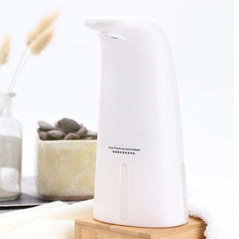 250 мл Автоматический дозатор мыла автоматическая Вспенивающаяся ручная стирка водонепроницаемый жидкий дозатор датчик бесконтактная Ручная стиральная машина дозатор мыла насос YYA39