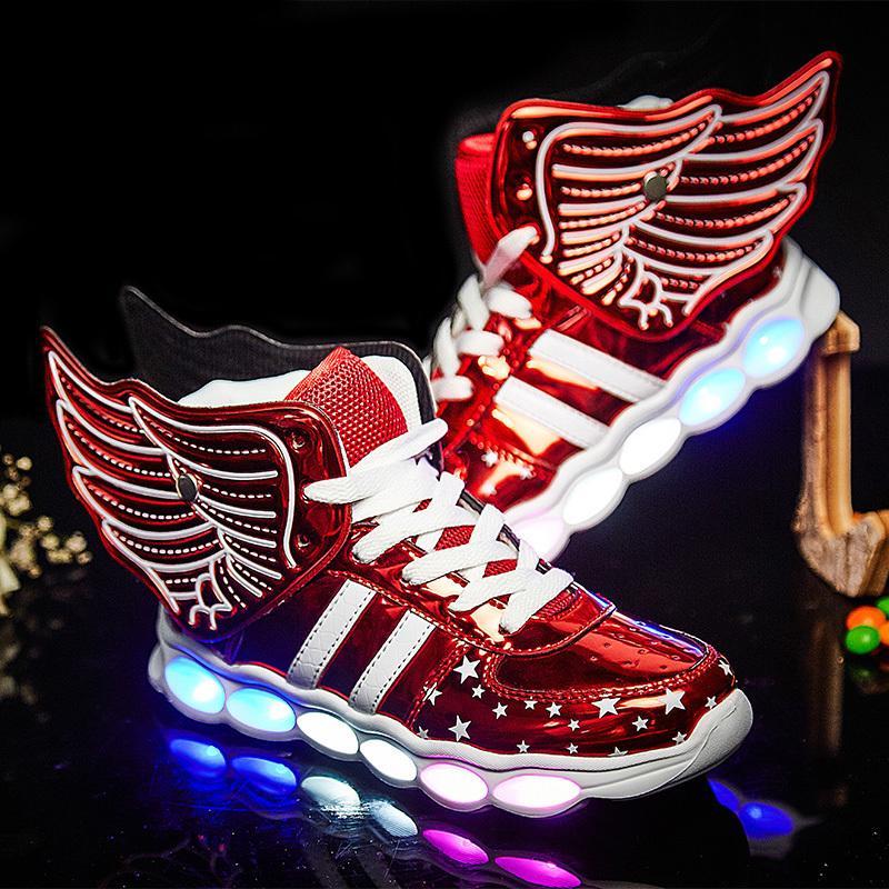 simulation light up shoes