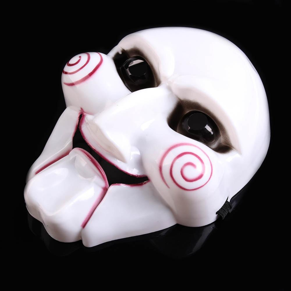 2019 горячая продажа 1шт ПВХ Маскарад Хэллоуин пила бензопила убийца тема маска супер жуткий DIY подарок Маска хорошее качество