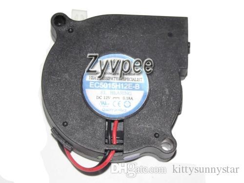 EC5015H12E-B EC5015L12E-B 12V 0,18A 2WIRE EC5015H12E EC5015L12E DC-Gebläse-Fan