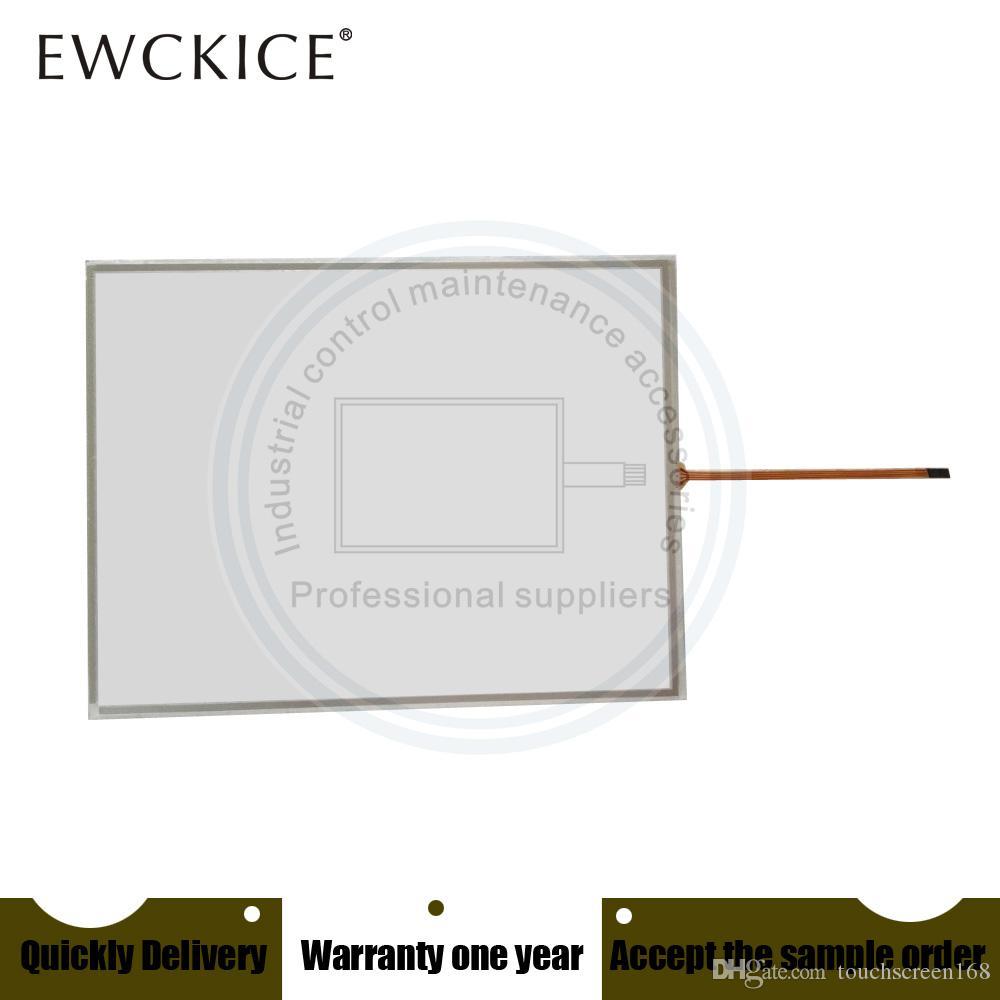 Orijinal YENİ N010-0554-X266 / 01 N010-0554-X266 01 PLC HMI Sanayi dokunmatik ekran paneli membran dokunmatik