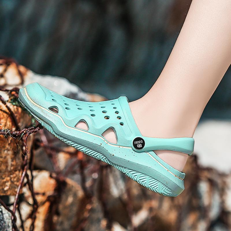 Original Classic Clog Garden Infradito scarpe d'acqua della spiaggia delle donne Estate Aqua Slipper piscina sandalo piattaforma Mossy Shoes