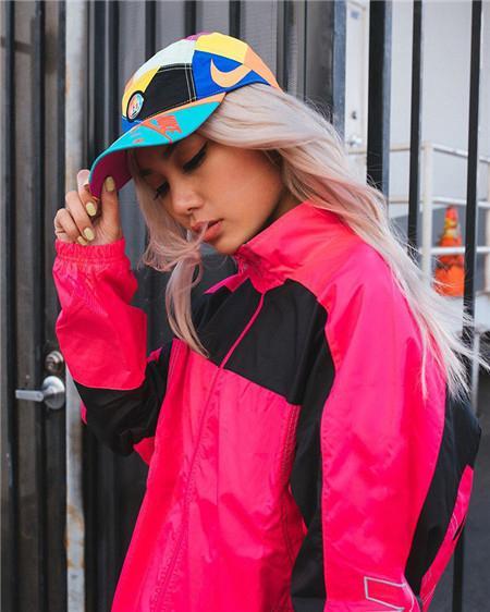 Mens mulheres blusão marca outwear jaquetas hiphop streetwear designer camisola com zíper patchwork casacos moda manga longa esportes ljj98307