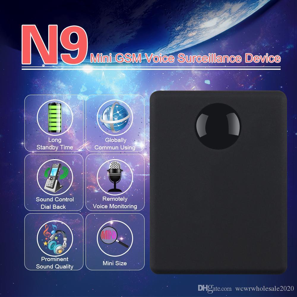 N9 미니 GPS 추적기 자동차 GPS 로케이터 추적기 자동차 GPS 트래커 안티 - 분실 기록 장치를 추적하는 음성 제어 할 수 있습니다 기록