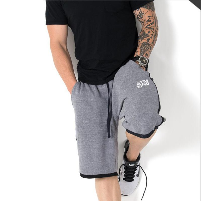 2019 Newest Summer Casual Cotton Fashion Style Men Bermuda Beach Shorts M-2xl Short for Male MX200407