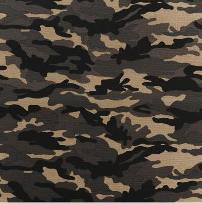 14style Oxford cloth camouflage waterproof patchwork cotton fabric thickened pvc raincoat printing super african sequin fabric C550