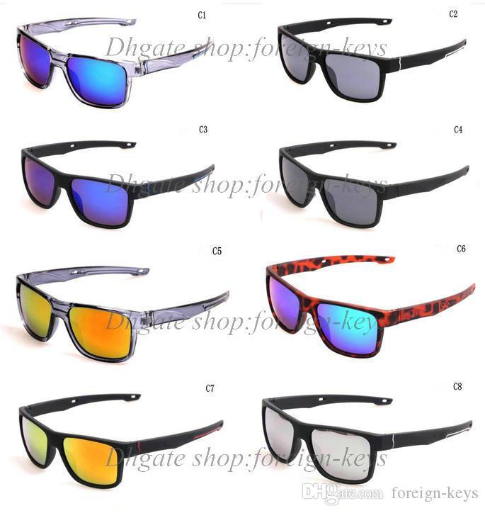 8 цветов Google Brand Glands. Sport New Sport Sunglass для стиля Солнцезащитные очки Наружные Популярные Солнцезащитные Очки Crossrange Мужчины Солнцезащитные Освещения Vdufs
