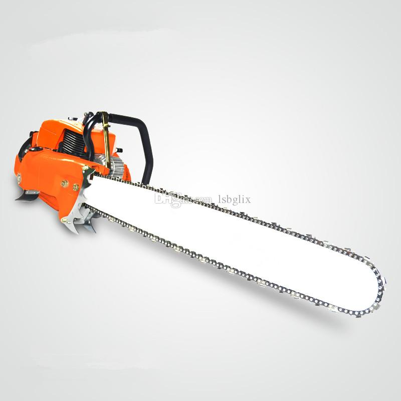 30' bar and chain chain saw 4.8 kw 105cc 070 petrol chain saw for discount pric