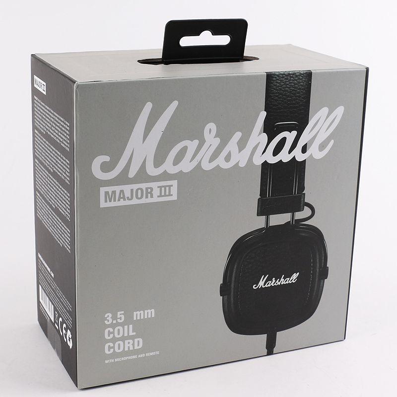 مارشال ماجور III 3.0 سماعة بلوتوث دي جي سماعة ديب باس عزل الضوضاء سماعة سماعة ماجور III 3.0 بلوتوث اللاسلكية دي إتش إل الحرة