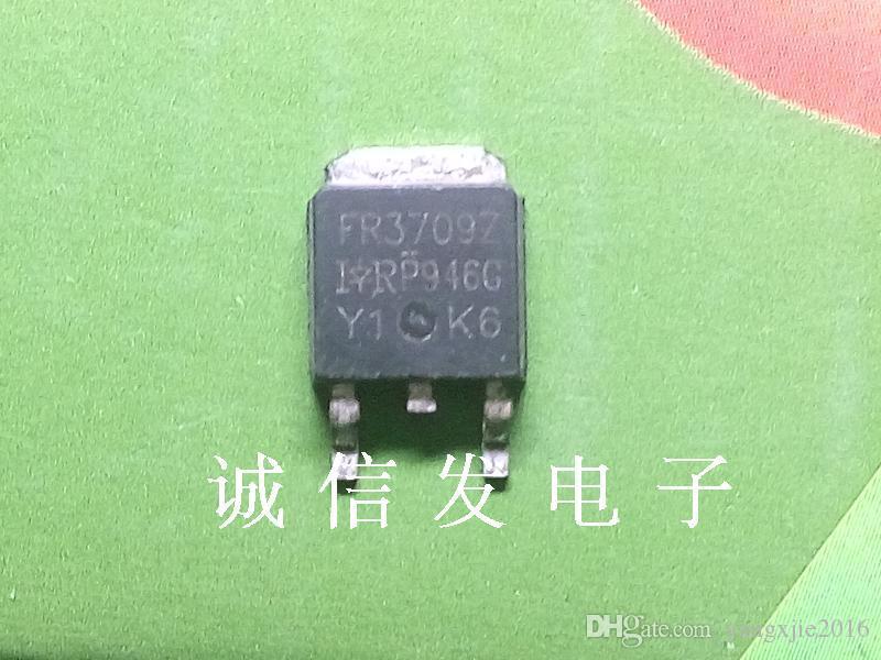 O teste usado original do MOSFET TO-252 do transistor FR3709Z do Campo-Efeito qu