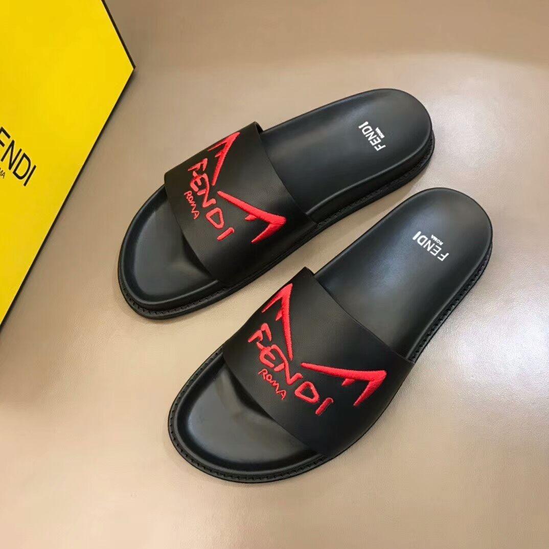 роскошные дизайнерские кожаные синие красные полосатые сандалии джинсовые женские летние плоские тапочки открытый пляж женщина шлепанцы радужные буквы slippeRD283