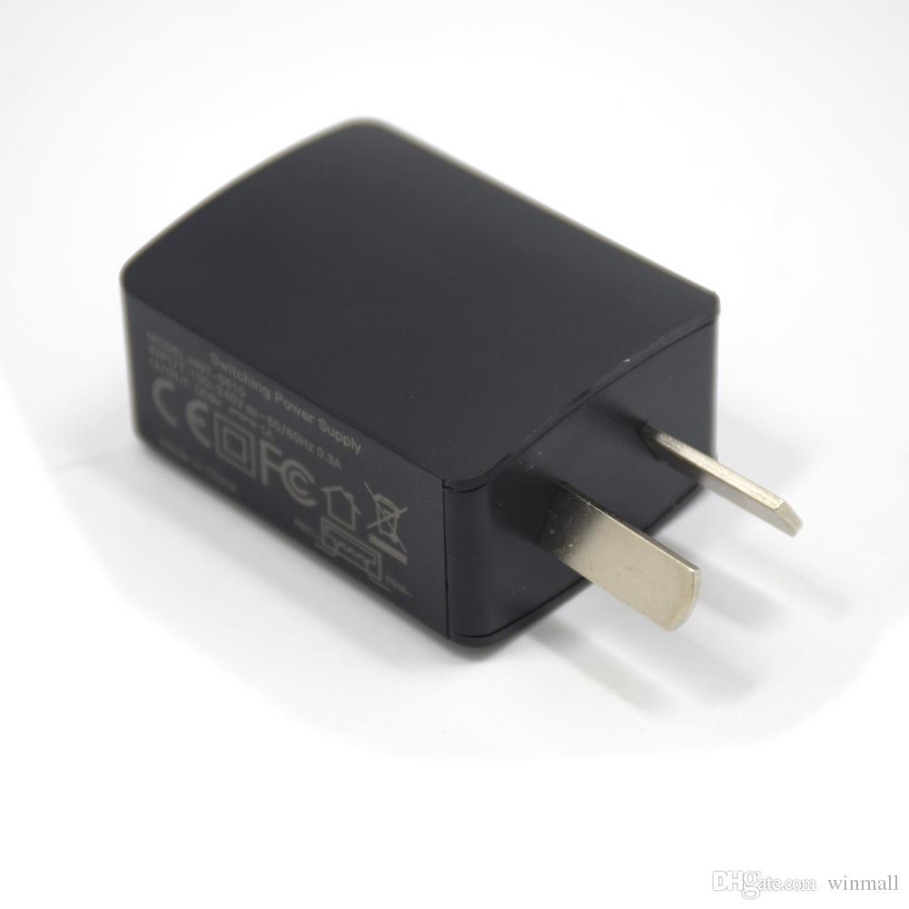 Высокое Качество AU Новая Зеландия Зарядное Устройство Разъем Полный 5 В 1A Travel USB Wall Домашнее Зарядное Устройство Для Сотового Телефона Действий Камеры Смарт-Часы