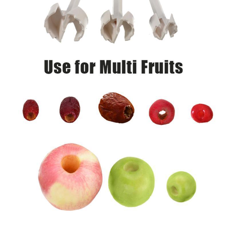 4pcs / set Verdura differente formato a spirale della frutta Cutter spiralizer Carne di riempimento strumento di pomodoro Melanzana Cutter Utensili da cucina