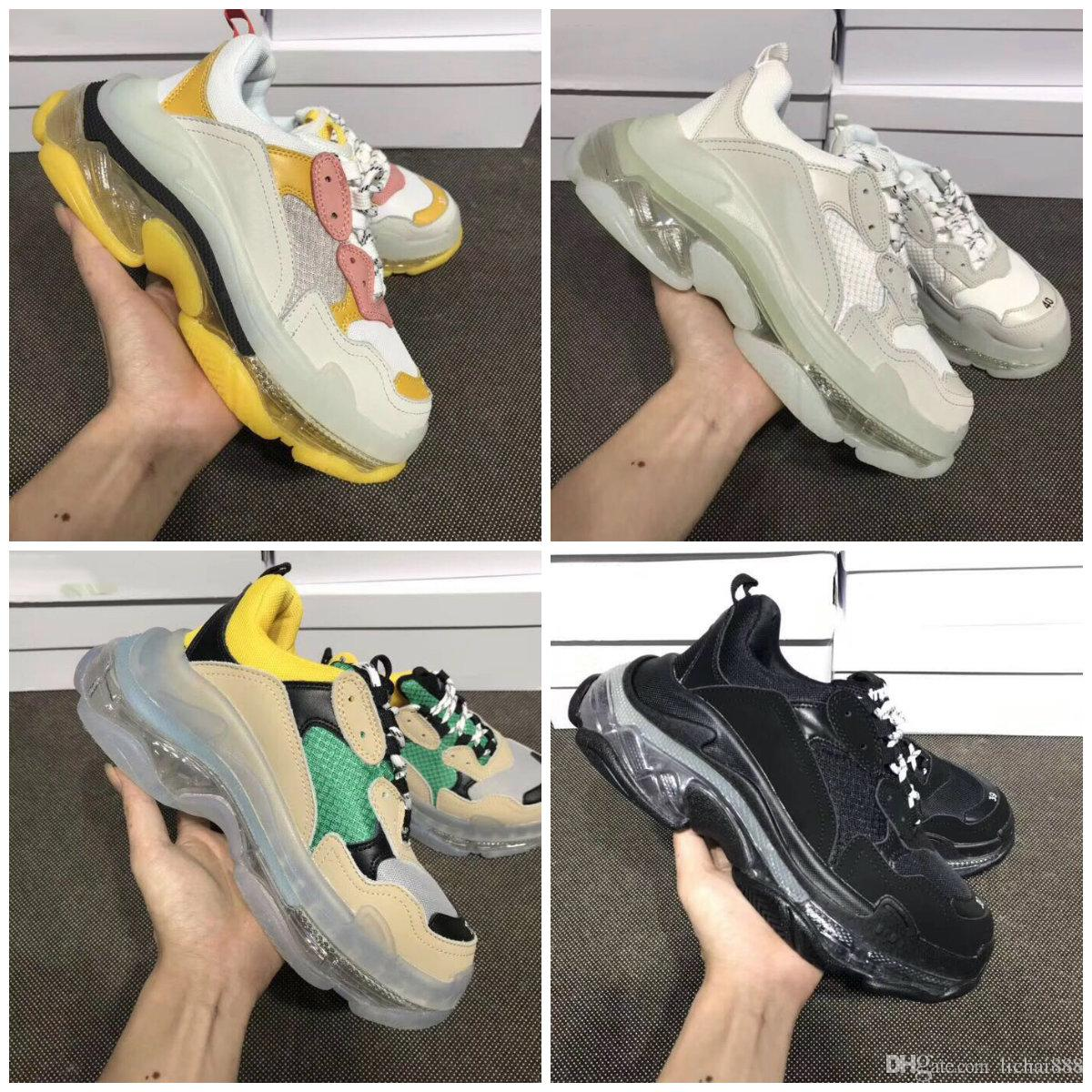 New hots ales 2019 mens femmes luxe designer sneakers Bowling Chaussures tess rue chaussure de mode casual chaussures de sport automne printemps baskets