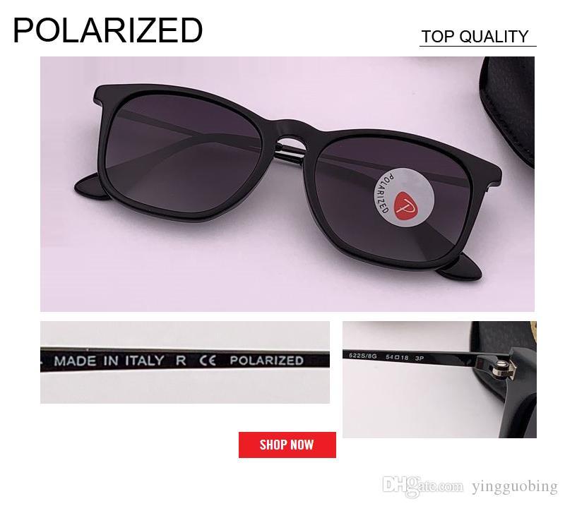 2019 جديد خمر ريترو نظارات الشمس الرجال الاستقطاب مربع لوح المواد الكلاسيكية نظارات الشمس مرآة الوردي القيادة ذكر rd4187 نظارات