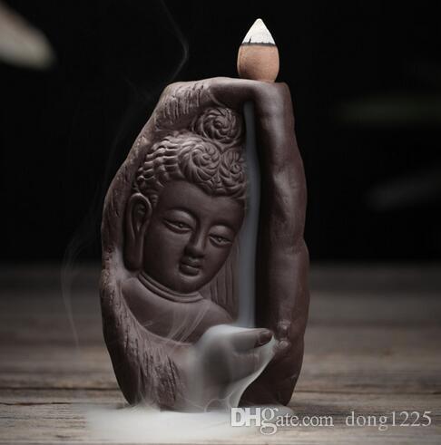 Décoration décorative créatrice au sein du gouvernement inclusif Buda bala Blackflow fourni avec inconditionnel ou accessoire humain à vendre