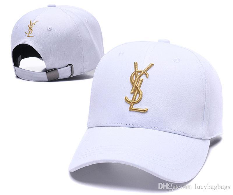 neue Designer-Sommer-Luxus-Caps Embroideried Druck Hut für Männer beiläufige Hysteresen Baseballmützen Frauen Visier gorras Knochen casquette Hip-Hop