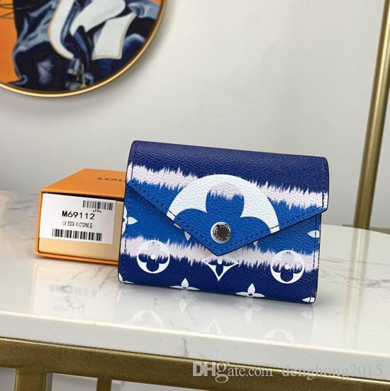 Vickers Brieftasche Brieftasche Brieftasche Rucksack Hauptkartenhalter Koffer Seesack Frauenhandtaschen Handtasche Trensen-Kartenhalter