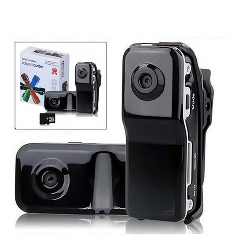 Главная автомобильная миниатюрная камера для мобильного телефона ПК ноутбук HD mini Wifi / P2P сетевая камера встроенная батарея поддержка TF карты