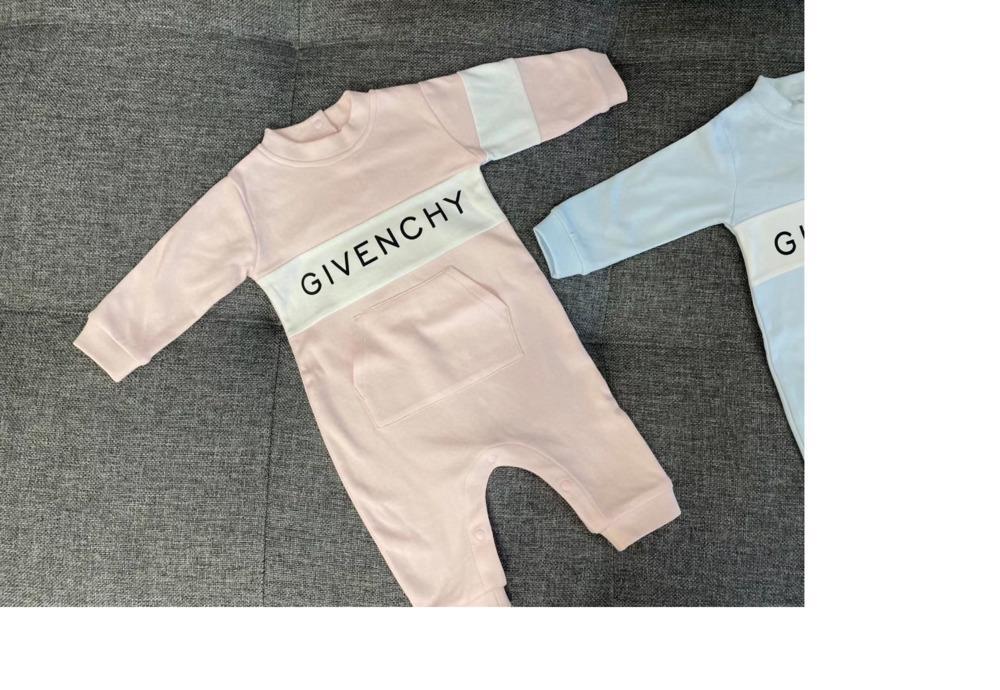 Новый детский комбинезон весна осень мальчик новый хлопок мода тенденция письмо с длинным рукавом комбинезоны 031410
