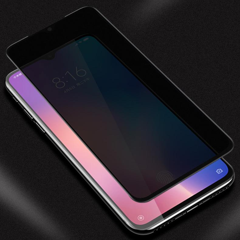 Filtro de privacidad de vidrio templado película de pantalla Anti-Spy Protector antideslumbrante para Samsung Galaxy A51 A31 A41 A11 A71 A91 A81 A80 A90 M31 M21