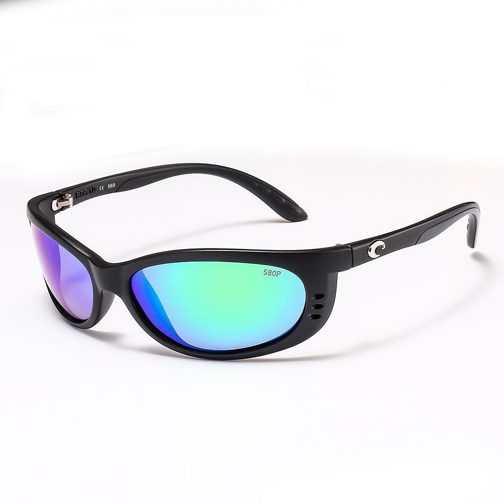 vidrios de la protección del deporte al aire Ciclismo Conducción polarizada ultravioleta marca de moda de alta calidad de famosas calientes gafas de sol gafas Casual