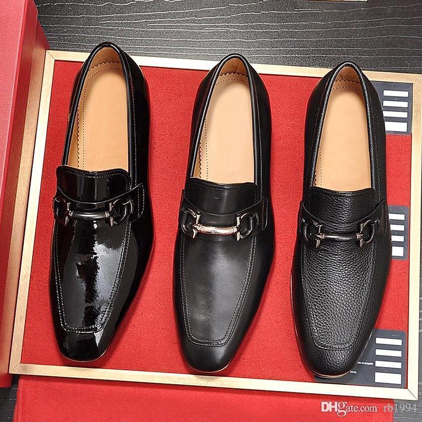 Yeni highquality biçimsel deri ayakkabı moda orijinal Z-z ile resmi gündelik Oxford ayakkabılar düz dipli sivri parti düğün ayakkabı mens mens