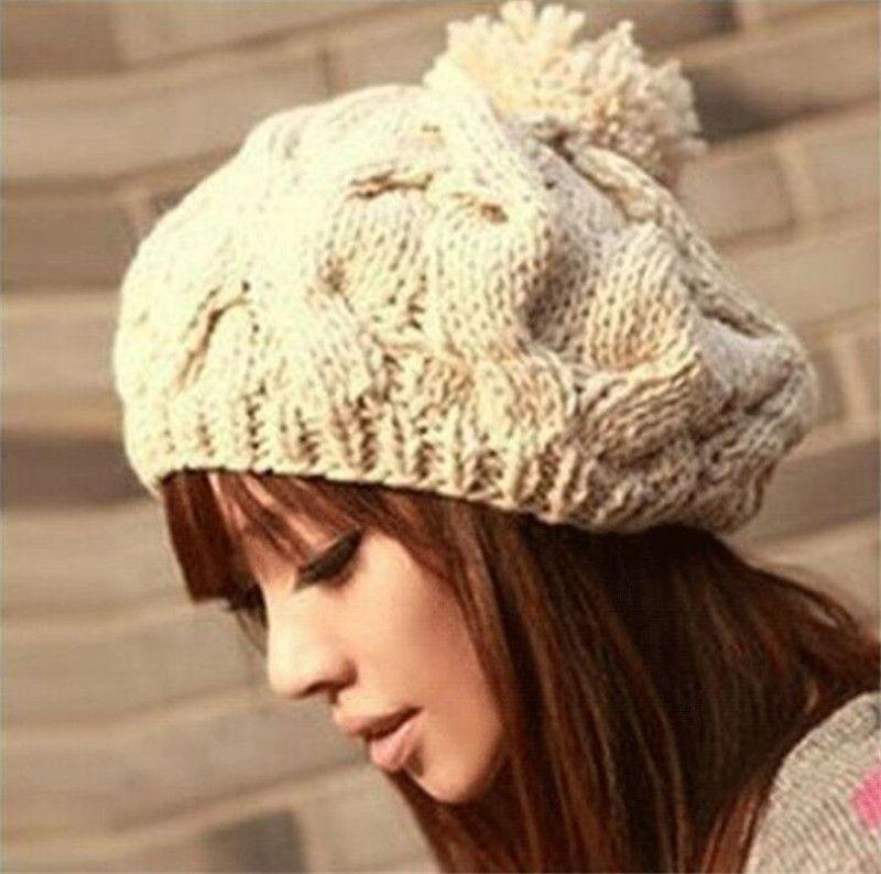 Мода Женщины Весна Береты Осень Женщина Шерсть Берет Шляпы Принцесса Шляпа Шапки Ретро Шапки Мода Шапочки