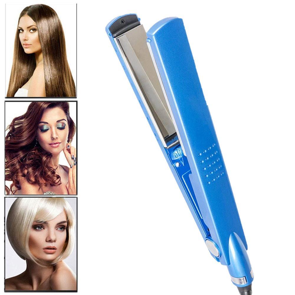 Высокое качество PRO выпрямитель для волос 11/4 пластина нано Титан 450F температура плоский утюг выпрямление волос бигуди завивки утюги