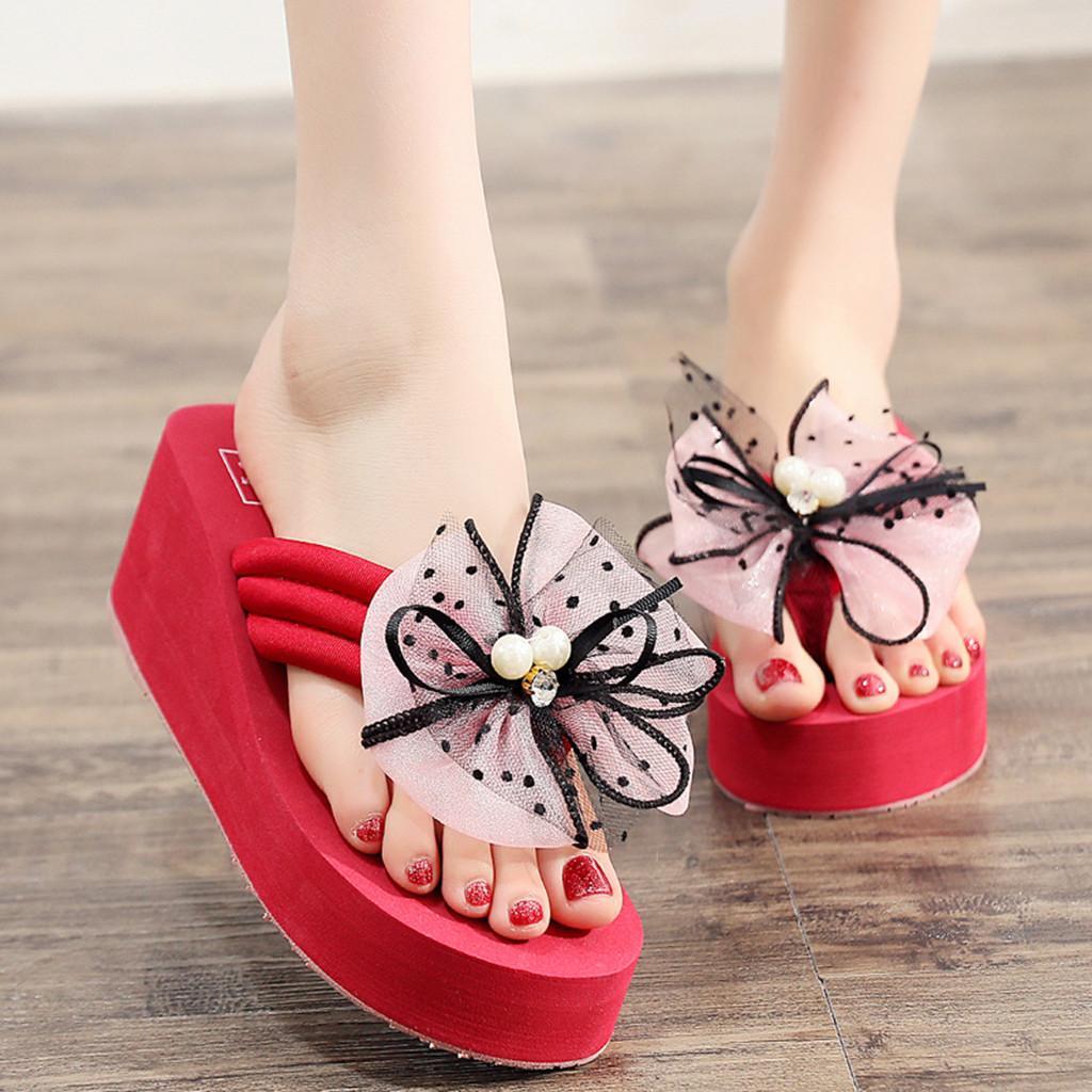 Hot Sale Women Shoes High Heel Platform