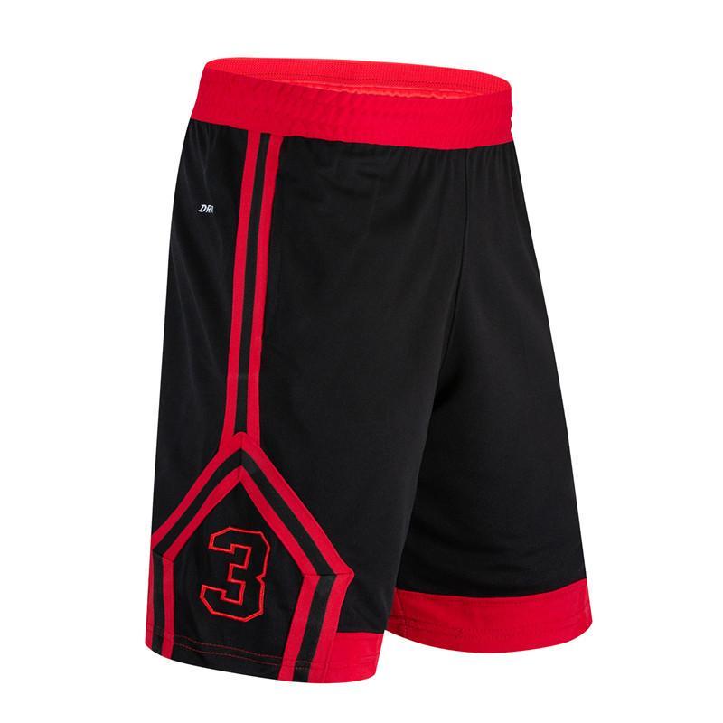 Pantalones cortos de baloncesto 23 Operando Deportes pantalones pantalón corto deportivo masculino Quinta floja de la corto