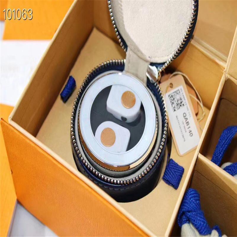 Melhor Qualidade Designer TWS Bluetooth Headset Marca sem fio Fone de ouvido Bluetooth embutido Headset Incluindo carga Compartimento com Embalagem