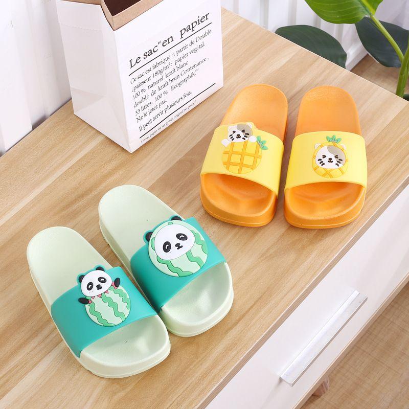 2020 New Kids Slippers Summer Childrens