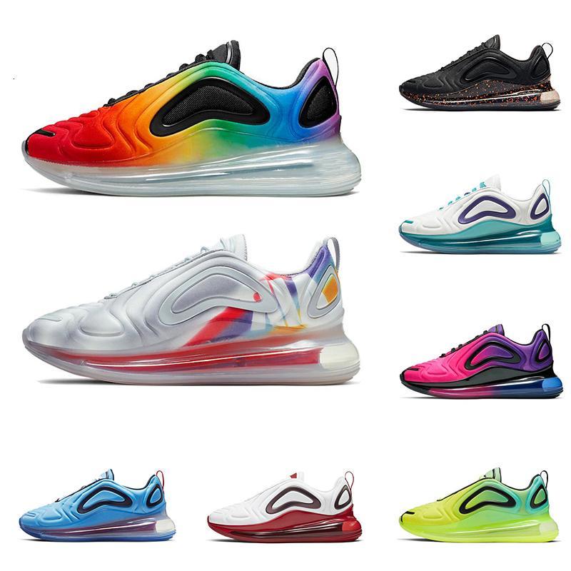 Hot uomo donna scarpe da corsa di alta qualità Be True Pride GYM RED triple nero Speckle Easter Pack sneaker da uomo moda sportiva sneakers