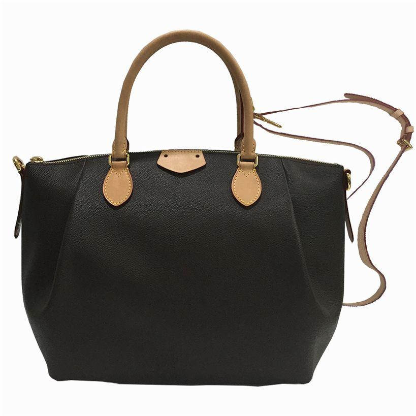 토트 핸드백 어깨 가방 핸드백 여성 가방 배낭 여성 토트 백 지갑 브라운 가방 가죽 클러치 패션 지갑 가방 (61) 783