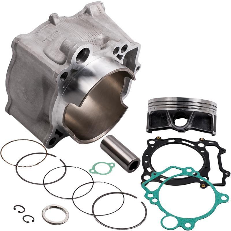 Stock Bore Rebuild Kit коленвала цилиндра Поршень для YFZ450 2004-2009 2012-2013 4FM-12213-00-00, 5TA-11311-10-00