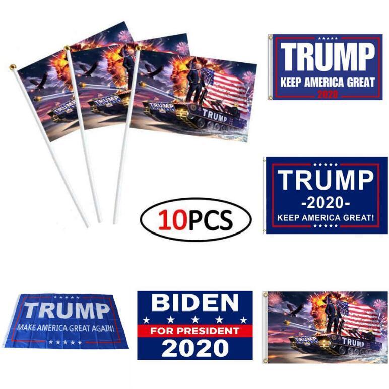 Fashion Trump 2020 Flag 90 * 150CM Klassisches Donald Keep America Große Digitale USA Banner Home Party Decor TTA1480 Drucken