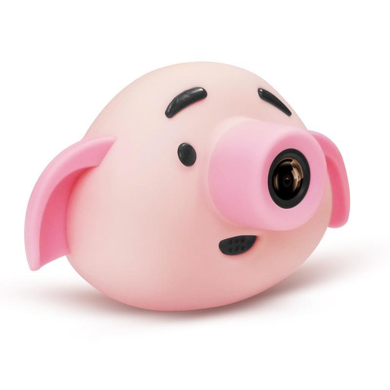 1.8 Inch 3MP 720P Mini LSR Cam Digital Camera for Kids Baby Cute Cartoon Multifunction Toy Camera Children Birthday Best Gift